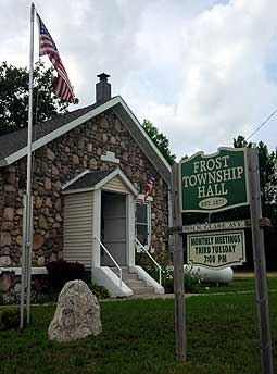 Frost Township Hall